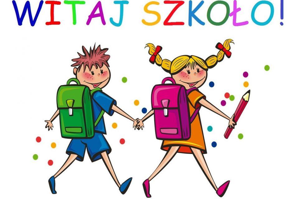Rozpoczęcie roku szkolnego 2021/2022 & odbiór podręczników na nowy rok