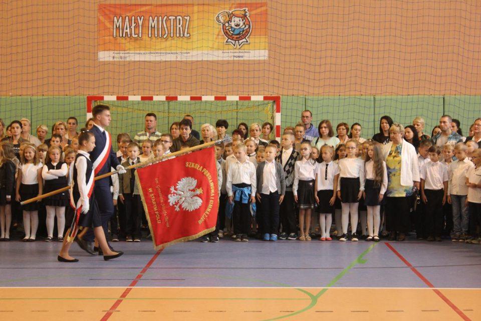 Uroczystość rozpoczęcia nowego roku szkolnego 2017/2018