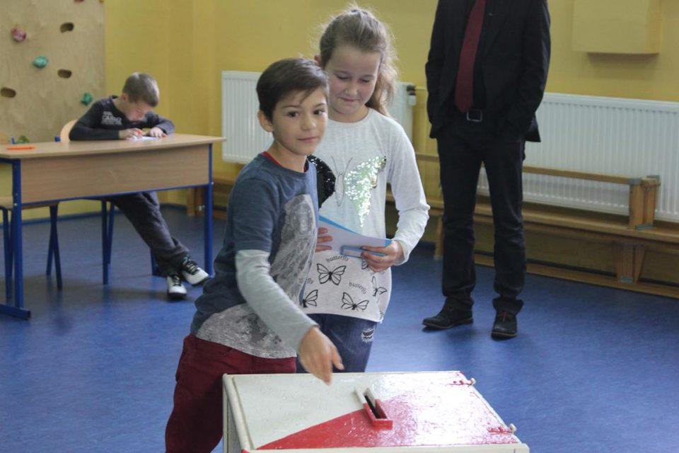Wybory do Samorządu Uczniowskiego [GALERIA]