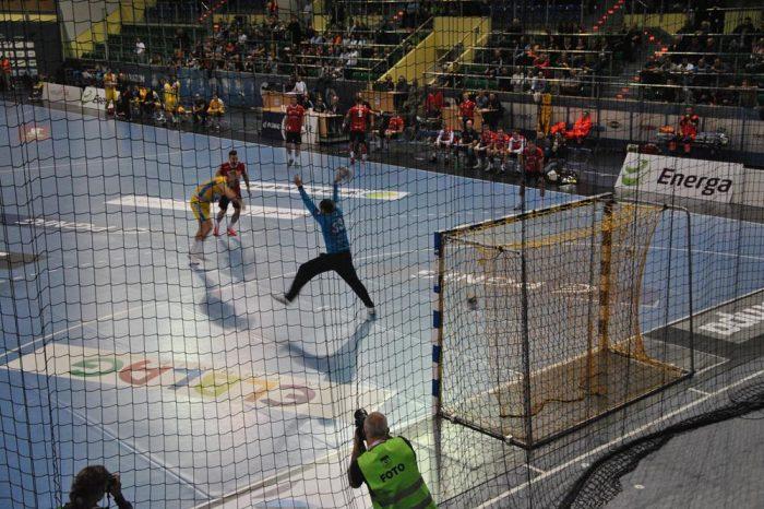 Mecz piłki ręcznej mężczyzn: Meble Wójcik Elbląg – PGE Vive Kielce