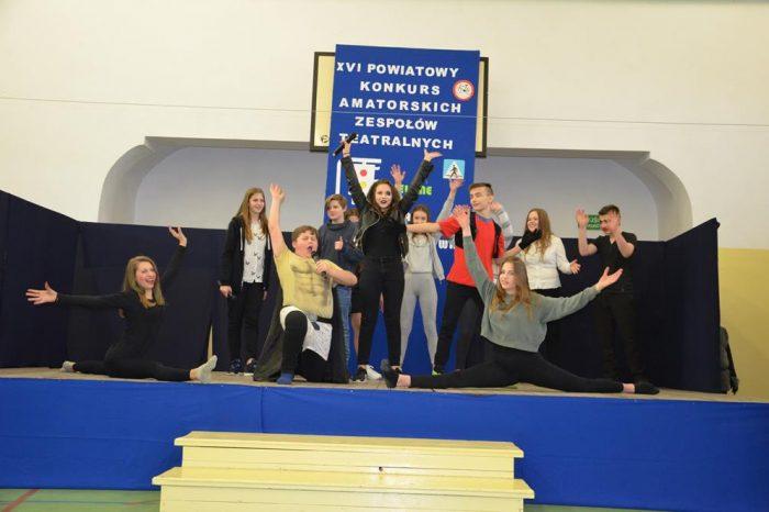 Powiatowy Konkurs Amatorskich Zespołów Teatralnych 2017