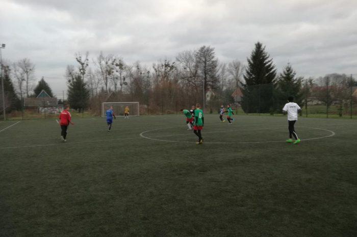 Mistrzostwa Szkoły w piłce nożnej