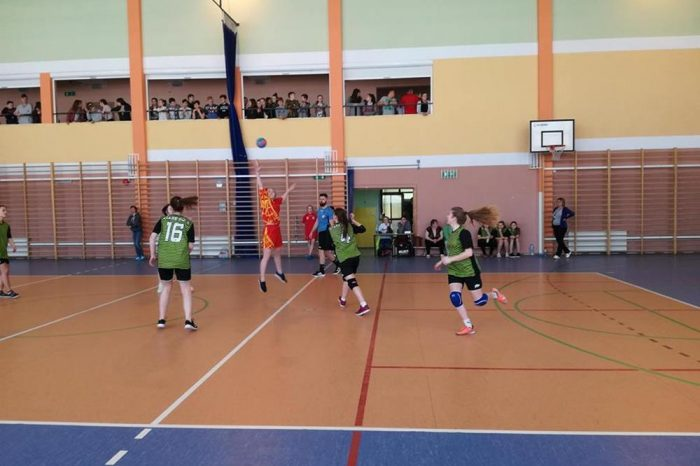 Turniej Piłki Ręcznej Dziewcząt i Chłopców w ramach Igrzysk Młodzieży Szkolnej
