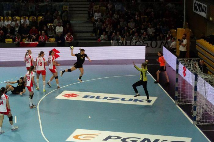 Eliminacje Mistrzostw Europy w piłce ręcznej kobiet Polska – Czarnogóra