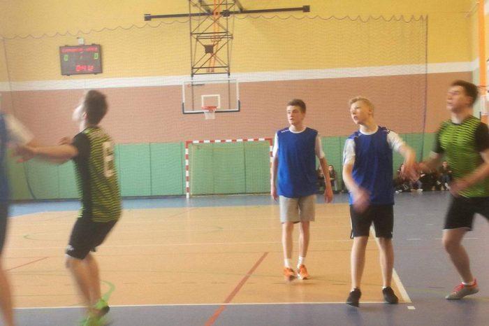 Powiatowe Igrzyska Młodzieży Szkolnej w Piłce Koszykowej