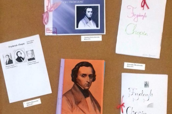 I etap Konkursu Wiedzy o Fryderyku Chopinie
