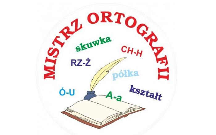 """Drugi etap konkursu """"Mistrz Ortografii"""""""