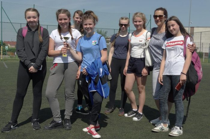 Mistrzostwa Powiatu w mini piłce nożnej dziewcząt i chłopców