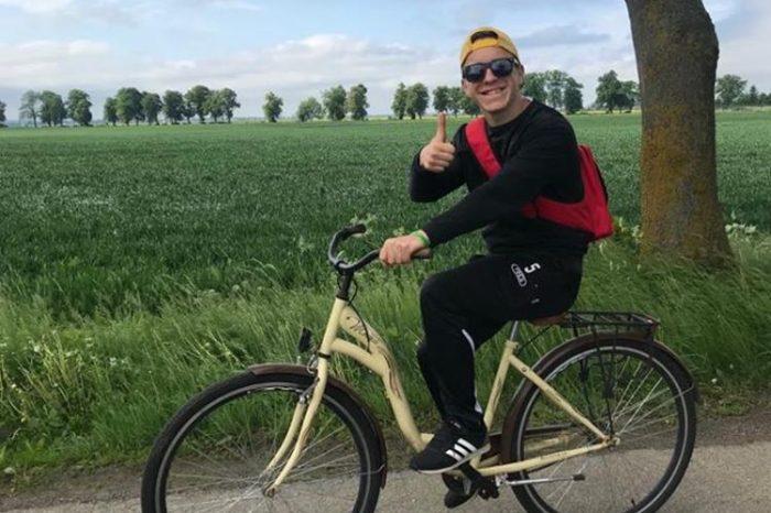 Rajd rowerowy do Złotowa