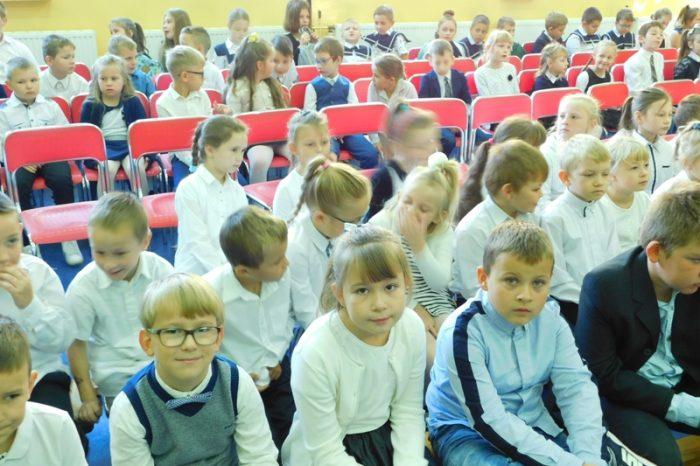Dzień Edukacji Narodowej świętują najmłodsi