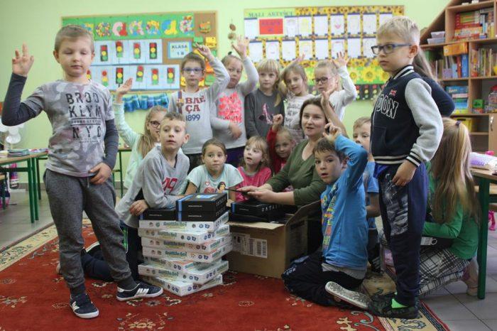 """Realizujemy Projekt: """"Koder Junior – Szkoła Mistrzów Programowania"""""""