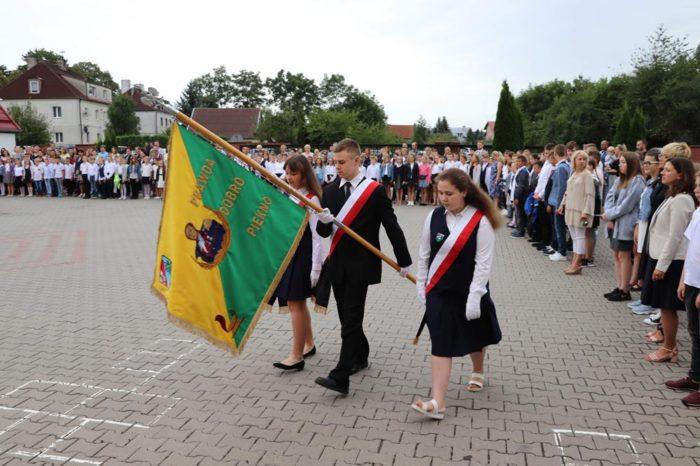 Uroczystość rozpoczęcia roku szkolnego 2019/2020 [GALERIA]