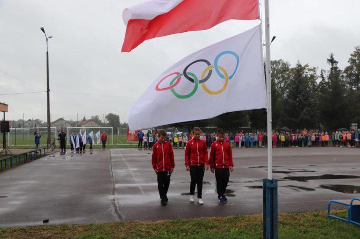 Staropolska Sportowa Jesień w Starym Polu