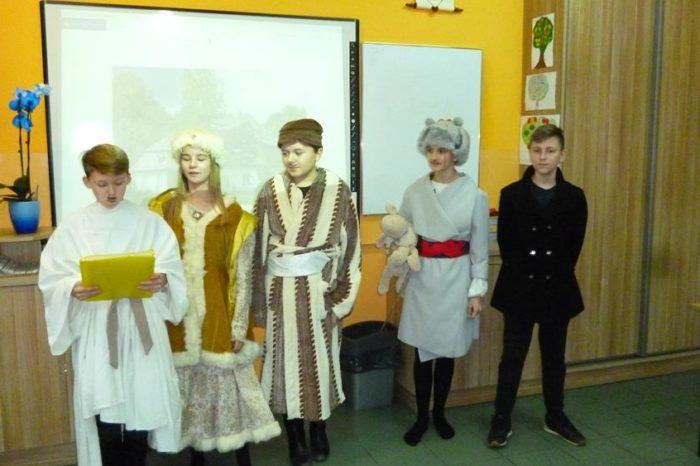 Lekcja historii metodą dramy