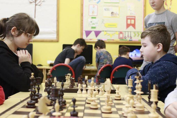 Świetlicowy Turniej Szachowy