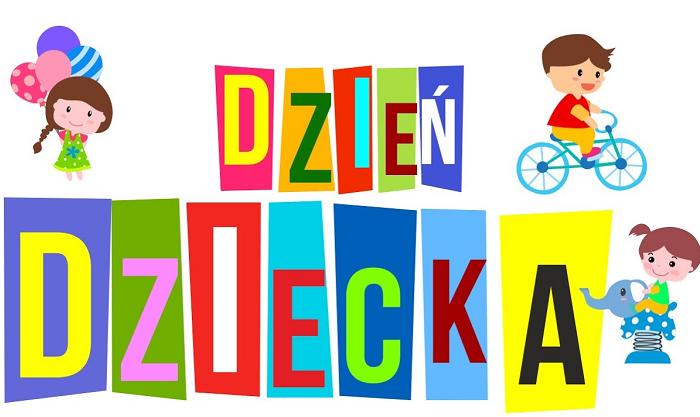 Życzenia z okazji Dnia Dziecka dla Uczniów naszej Szkoły