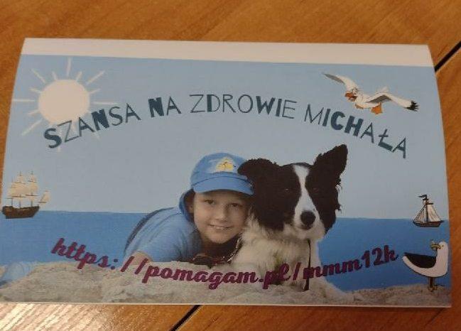 ERKA dla Michała Komorowskiego